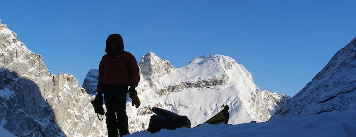 best lapland snowbike expedition